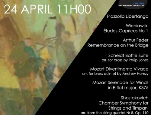 April 2021: Live Chamber Music at the Baxter with CTConcerts